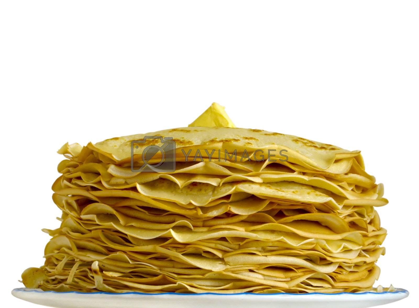 pancakes by Woldee