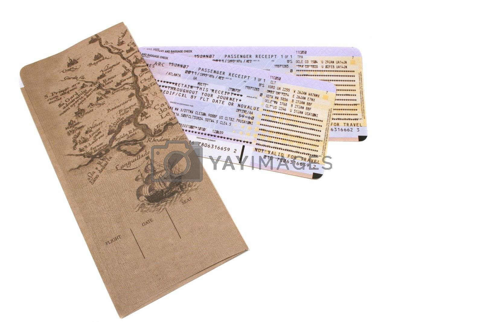 Travel Documents by dbvirago