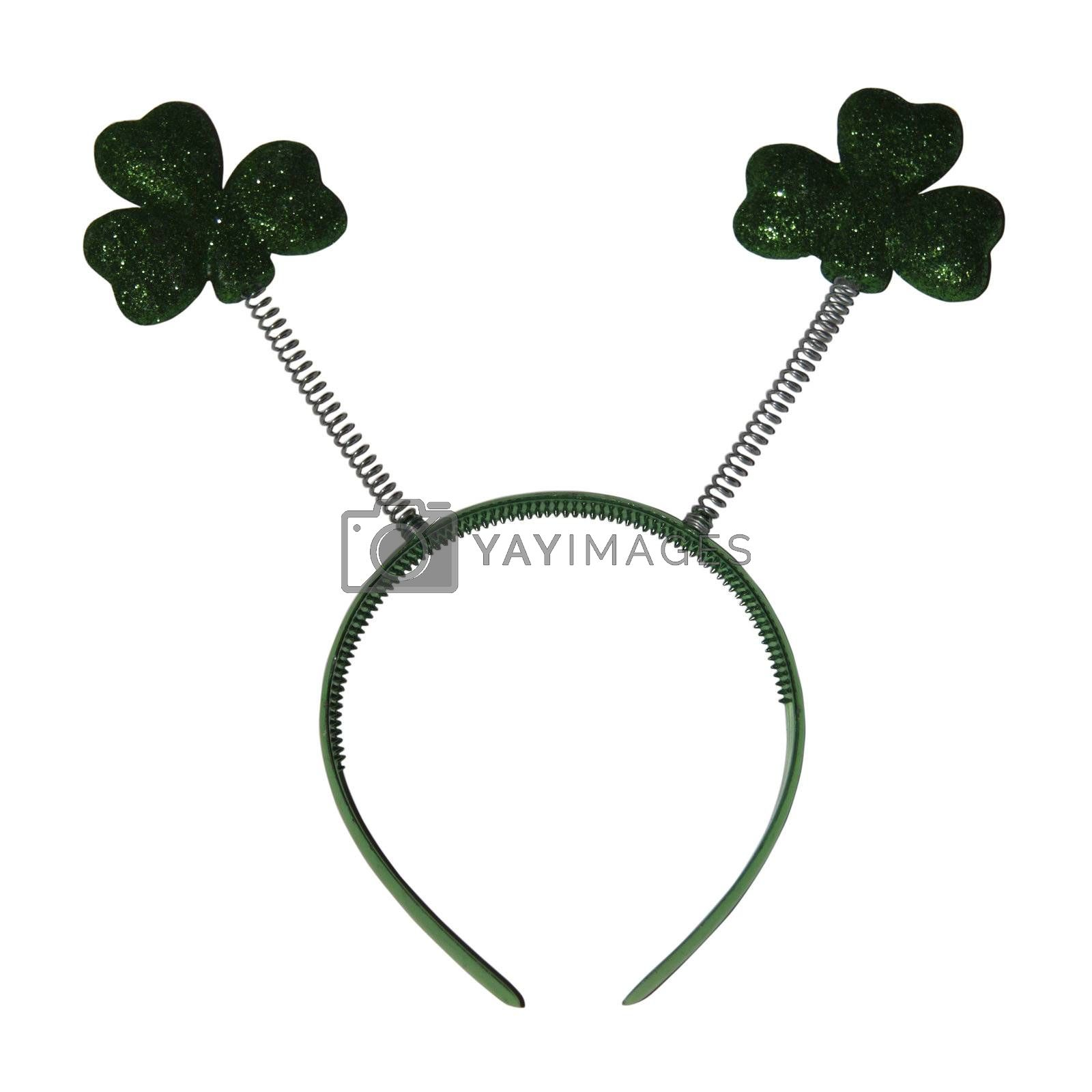 saint patricks day hair band