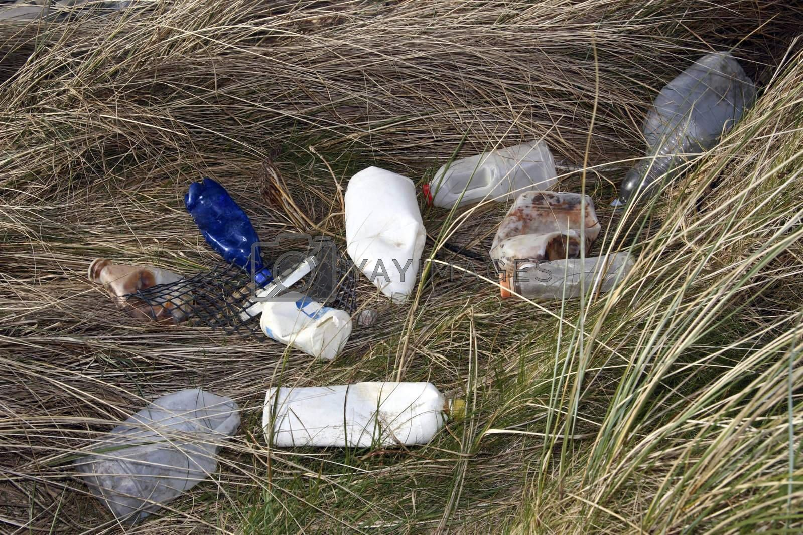 waste pollution on our coast
