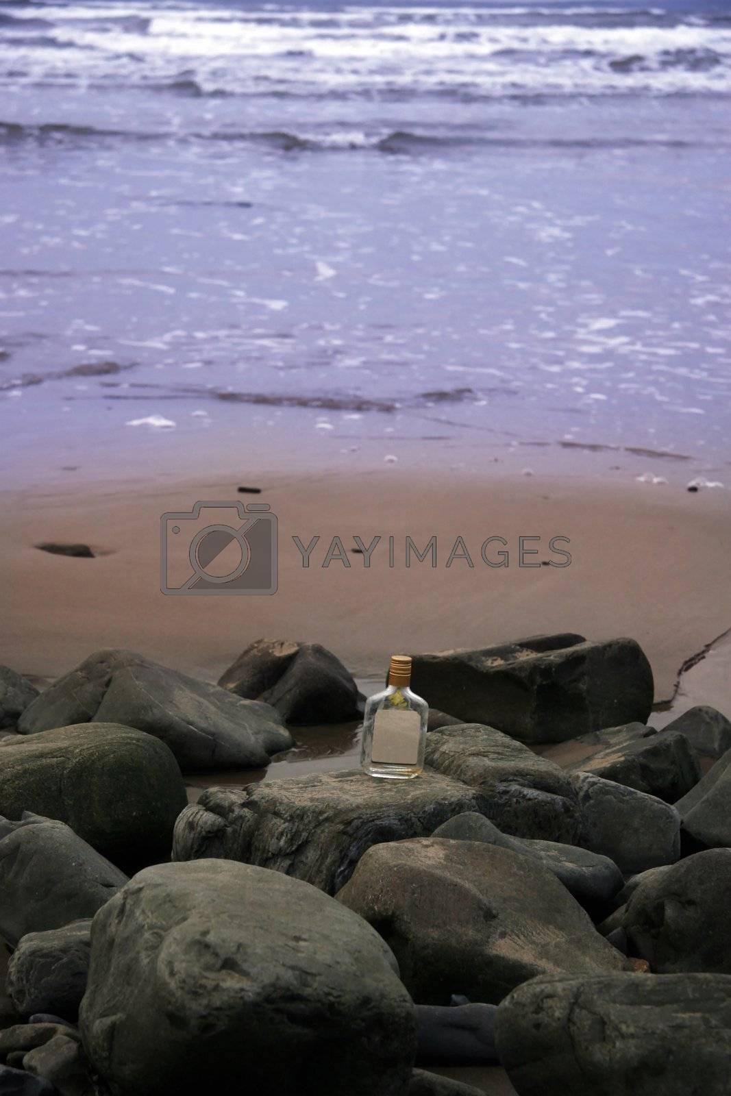 scotch on the rocks by morrbyte