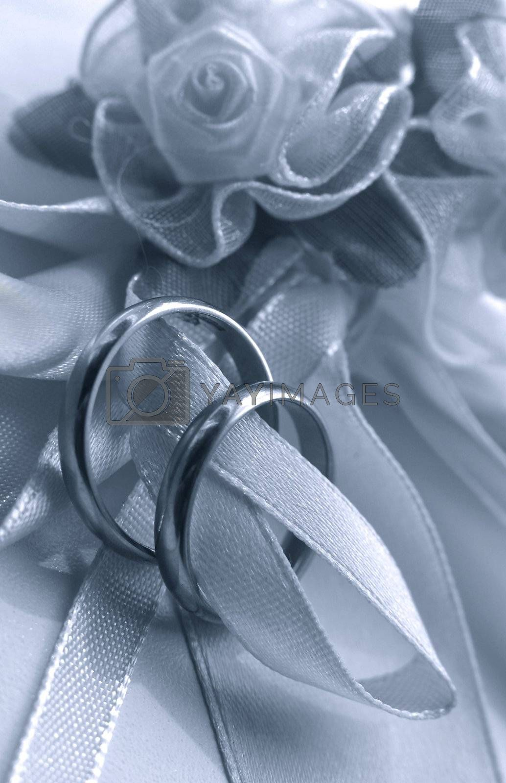 Wedding rings by friday