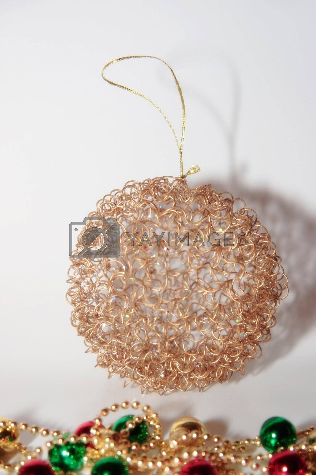 a selection of christmas decorations with ball