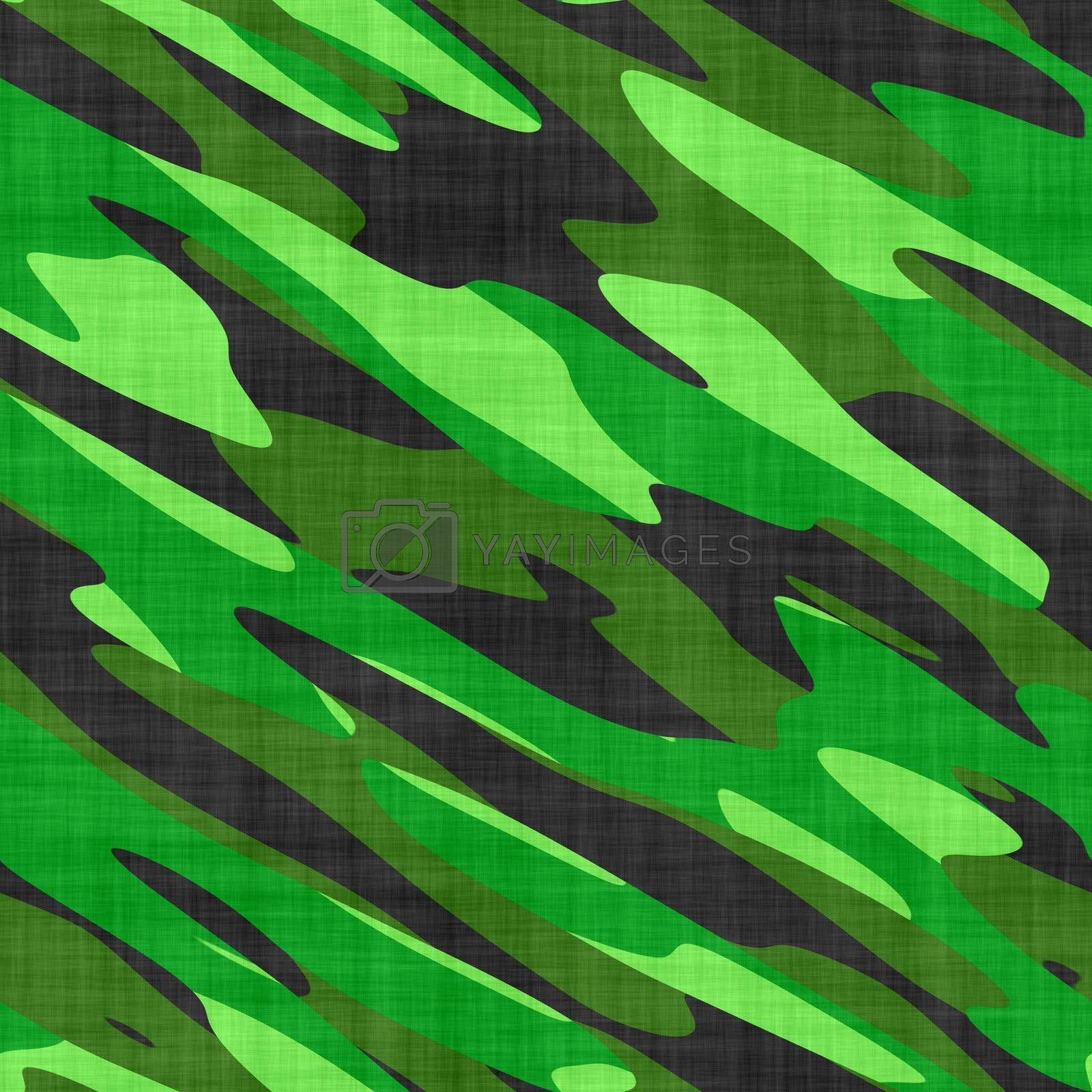 A military comouflage texture - this tiles seamlessly as a pattern.