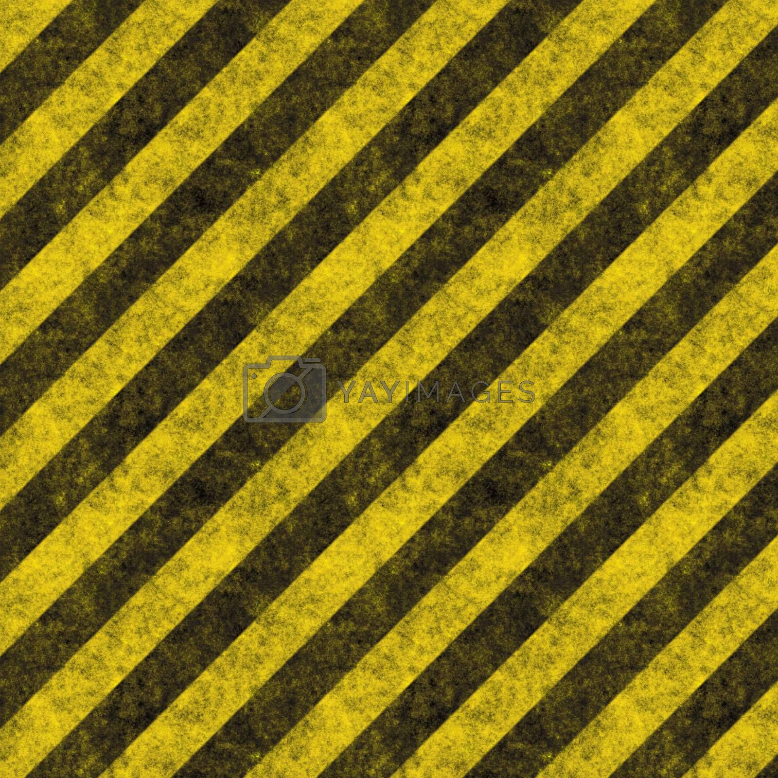 Diagonal hazard stripes texture.  These are weathered, worn and grunge-looking