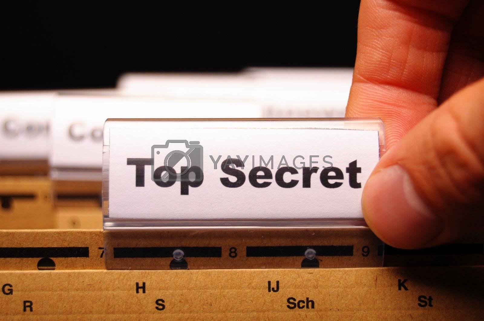 top secret by gunnar3000