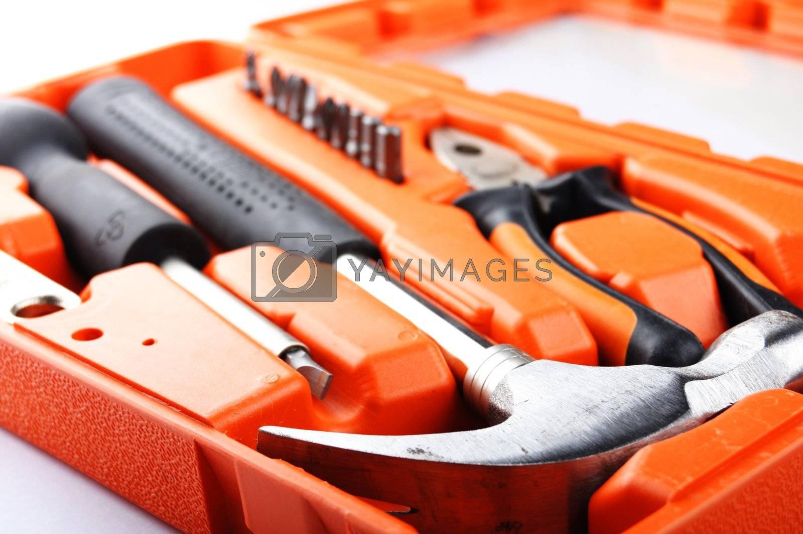 toolbox by gunnar3000