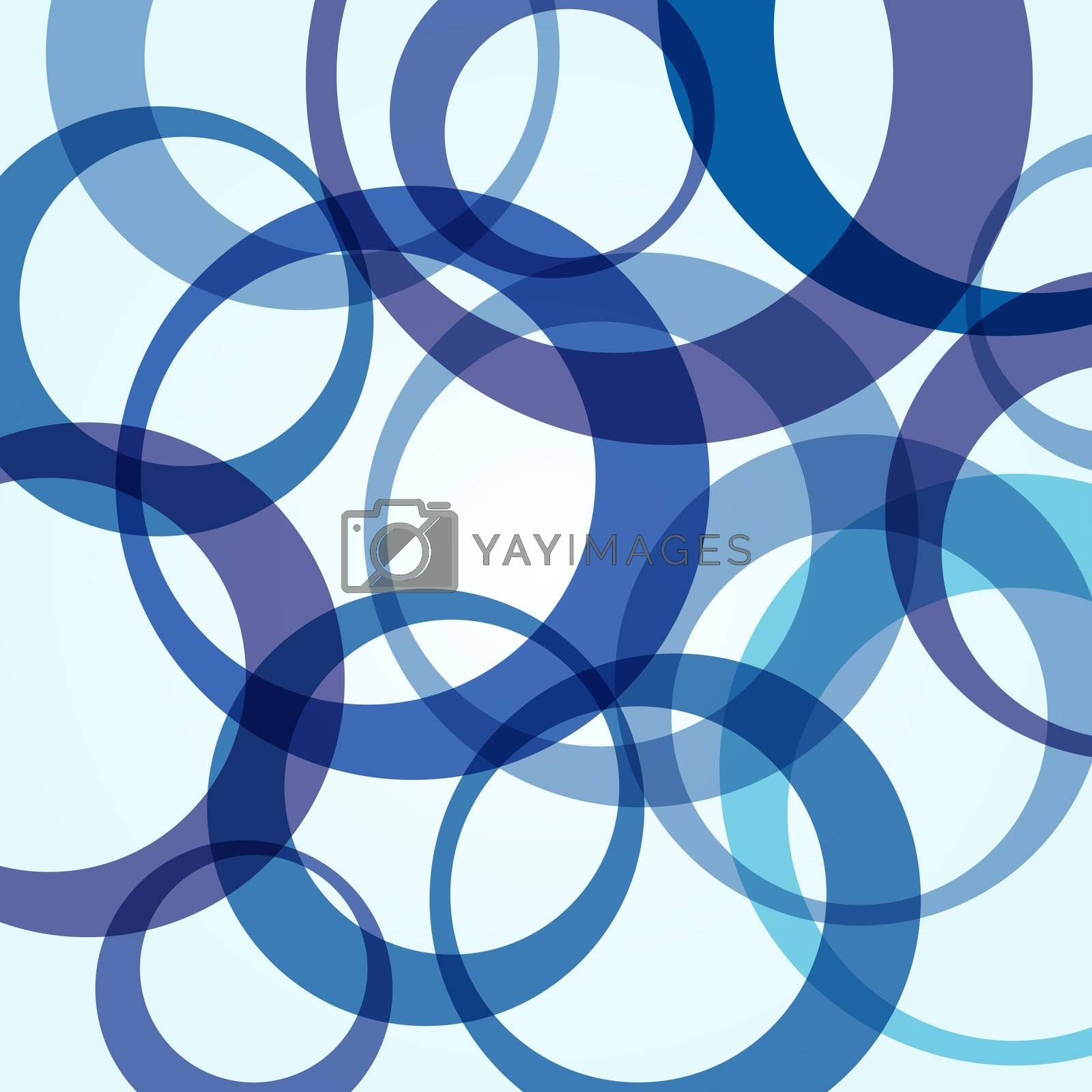 illustration of vector abstract background