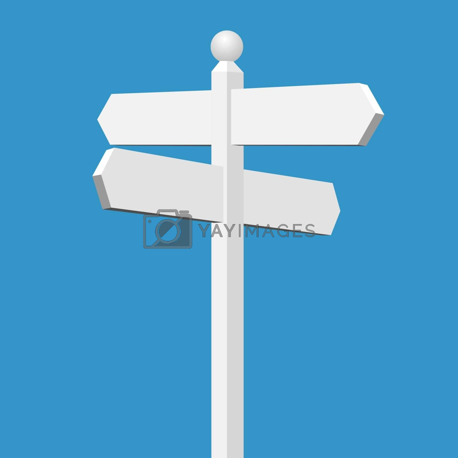 Royalty free image of Sign Post by Binkski
