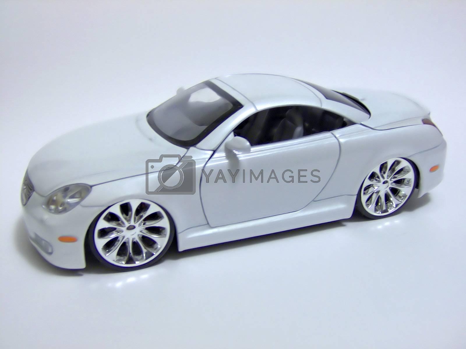 Very nice luxury car.