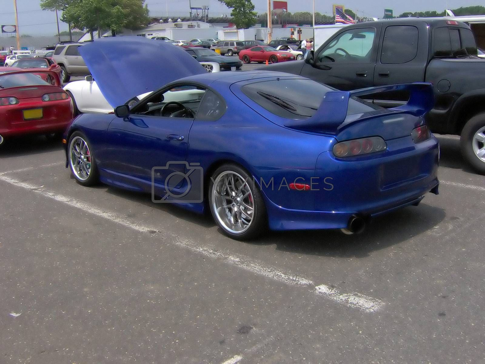 This is the sickest kind of Japanese sports car ever made.