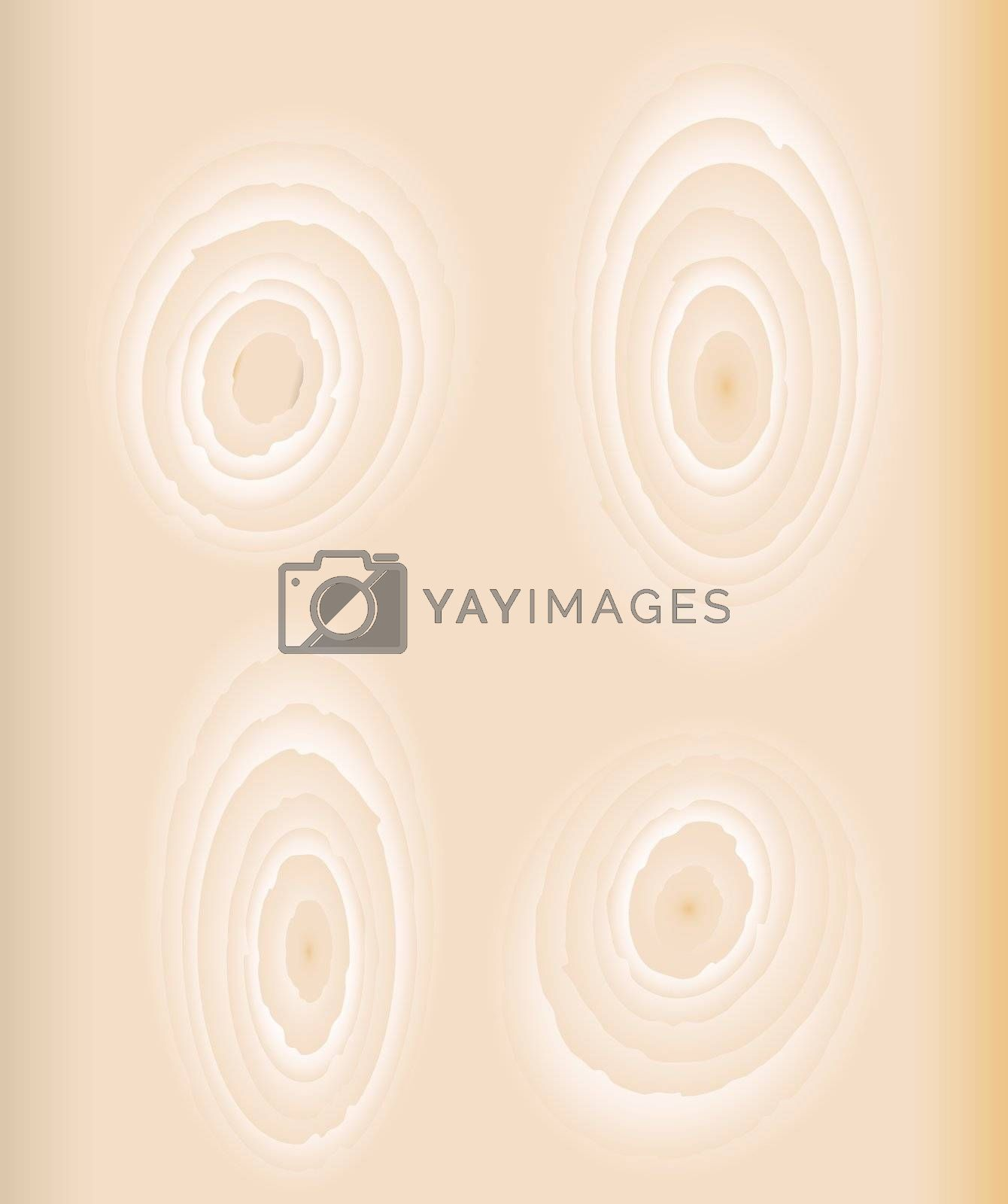 Wood texture decorative background realistic for design