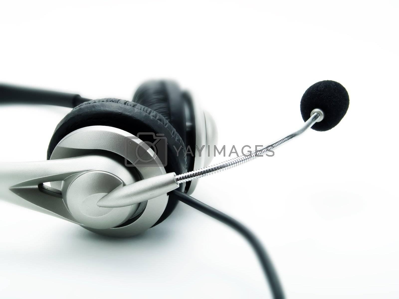 Headset by henrischmit