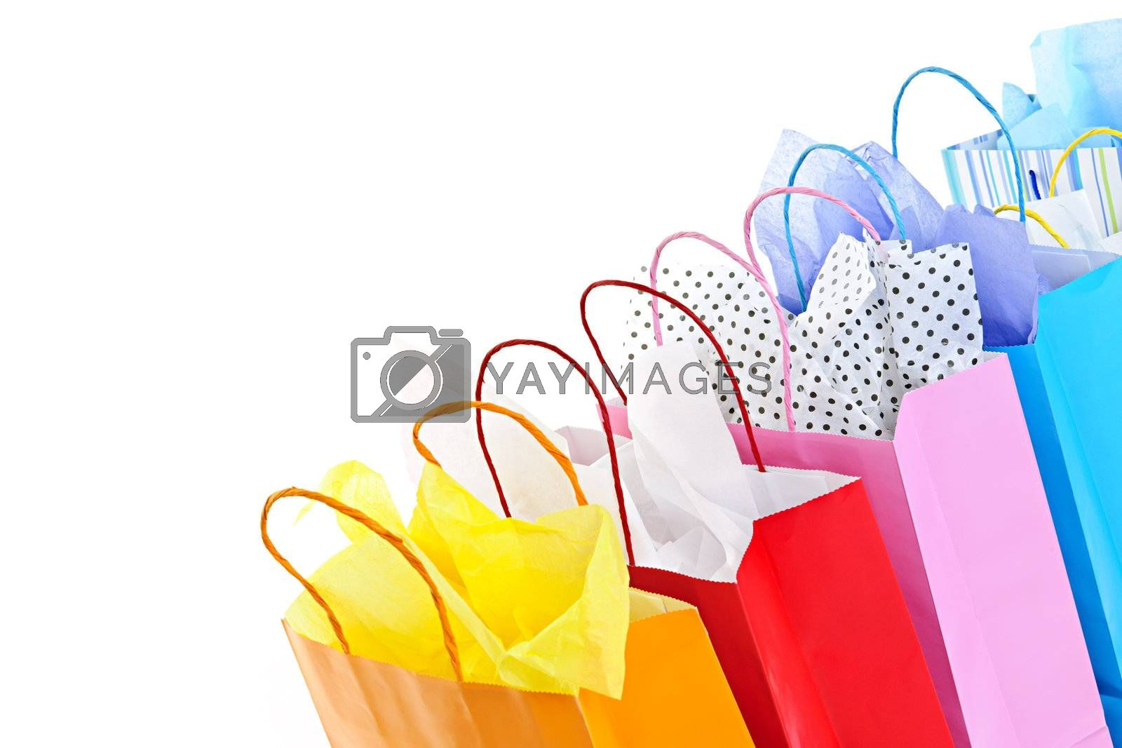 Shopping bags by elenathewise