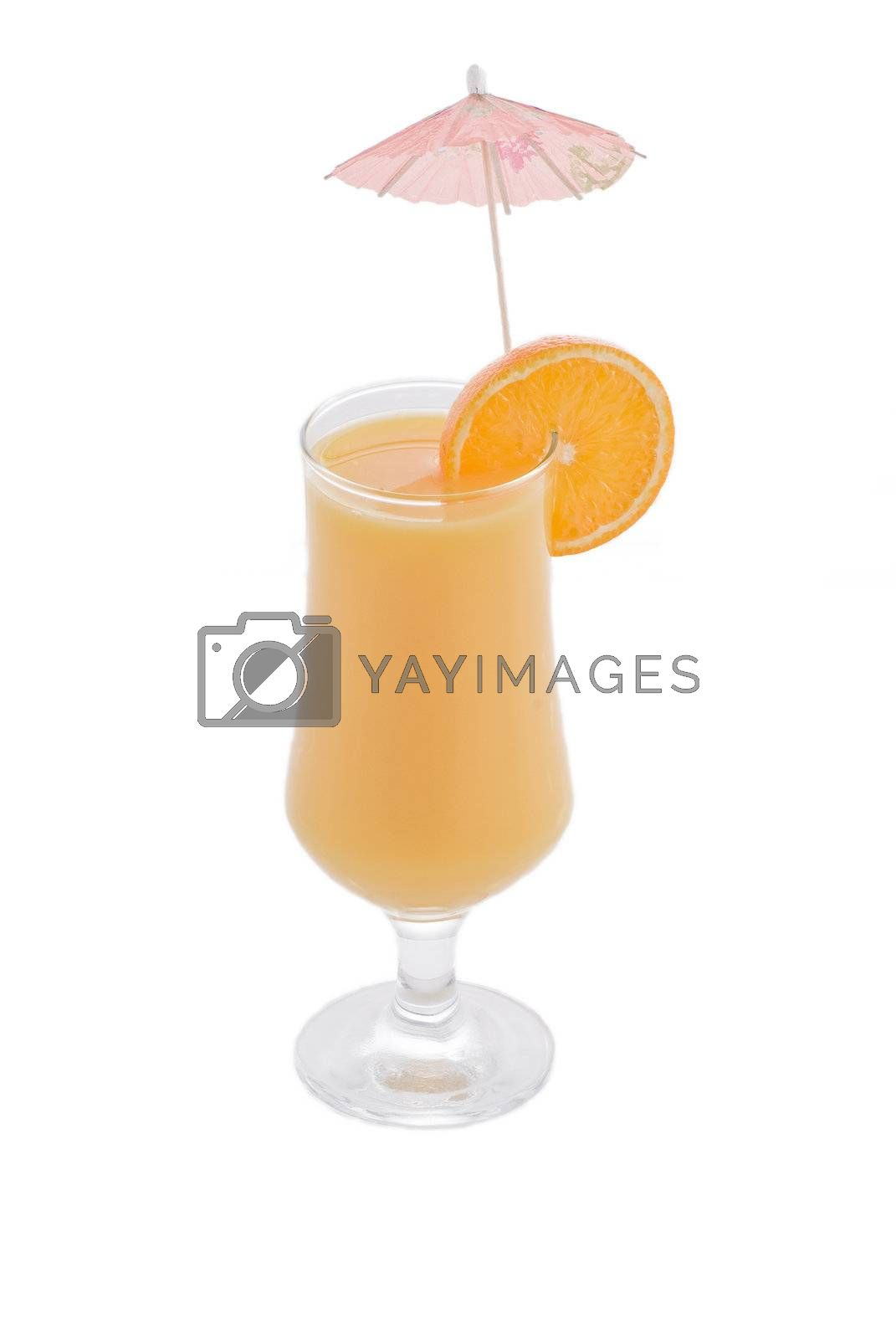 Orange juice by caldix