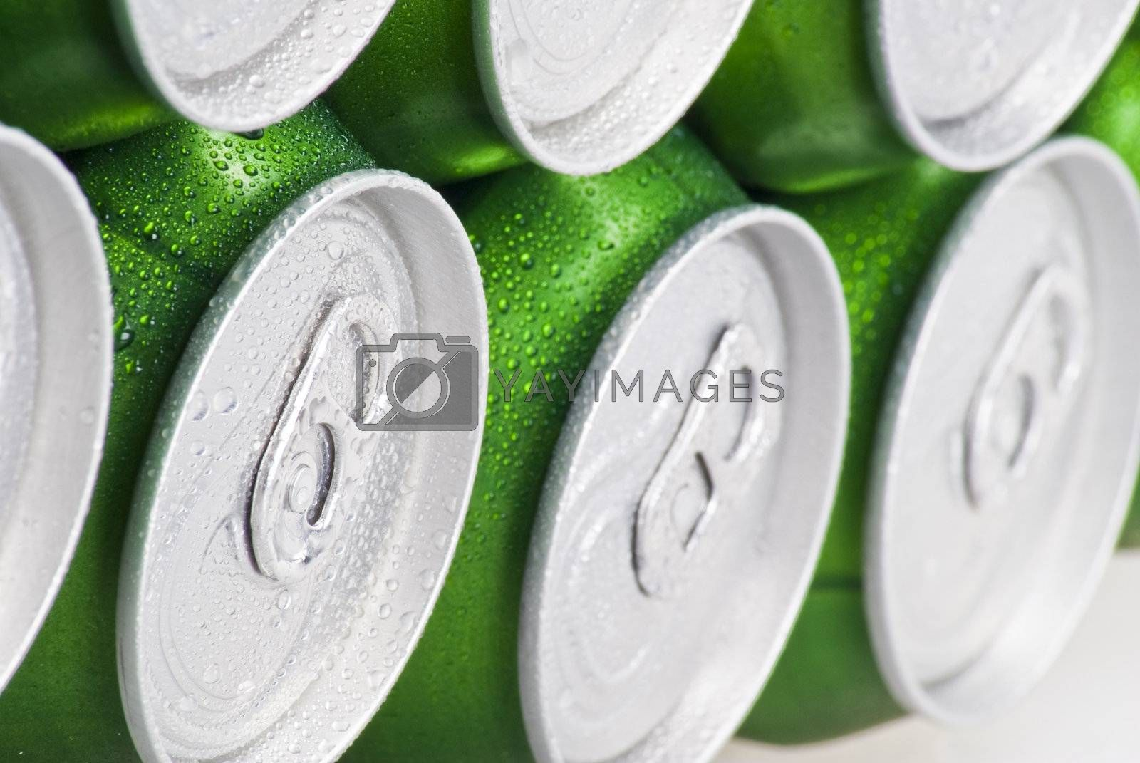 Drinks can tops by caldix