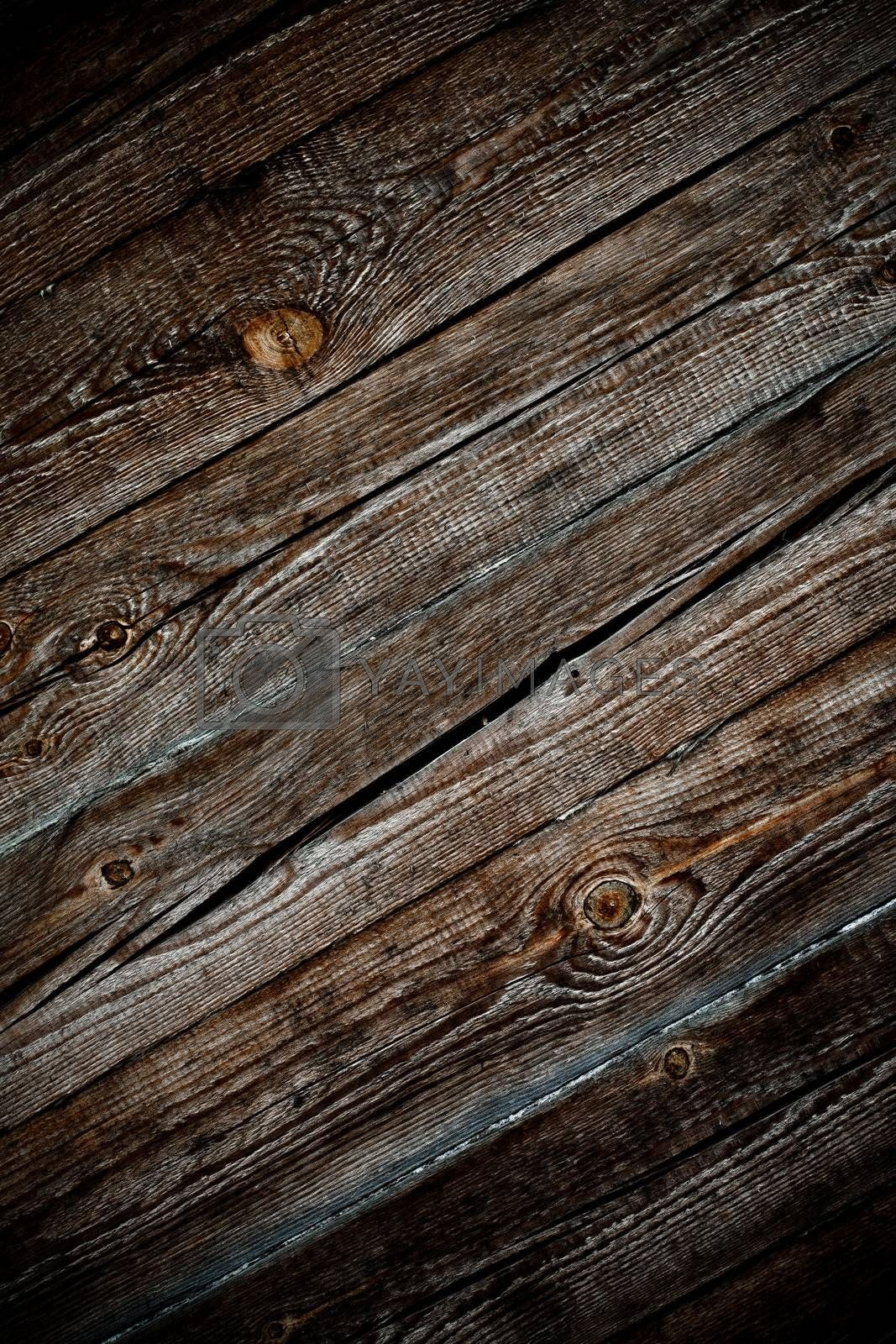 Old stained board by cookelma