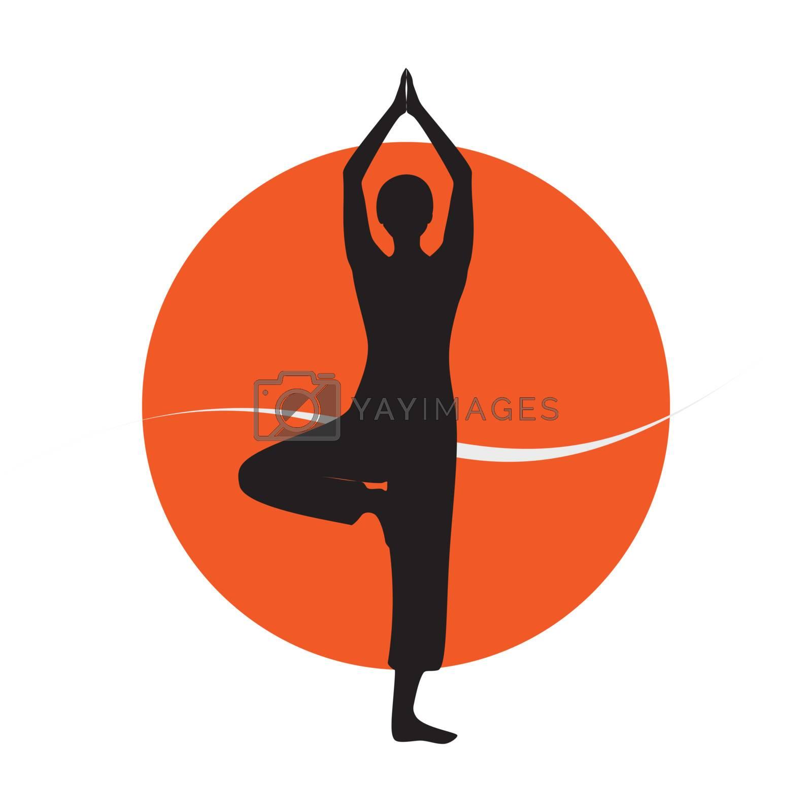 Yoga by teolin