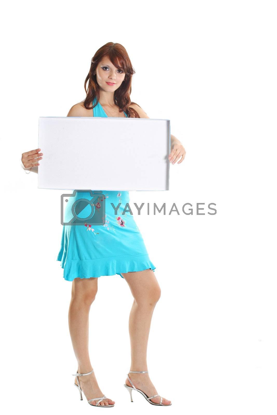 hair females human copy white card women