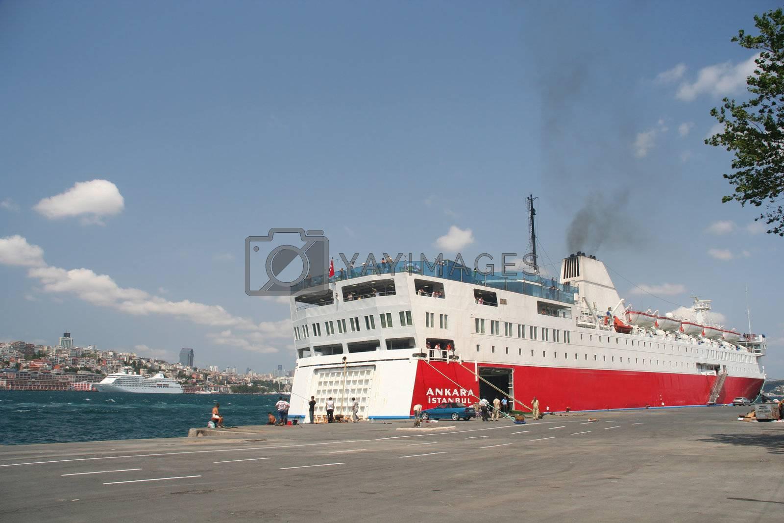 travel wealth ship sea nautical luxury summer