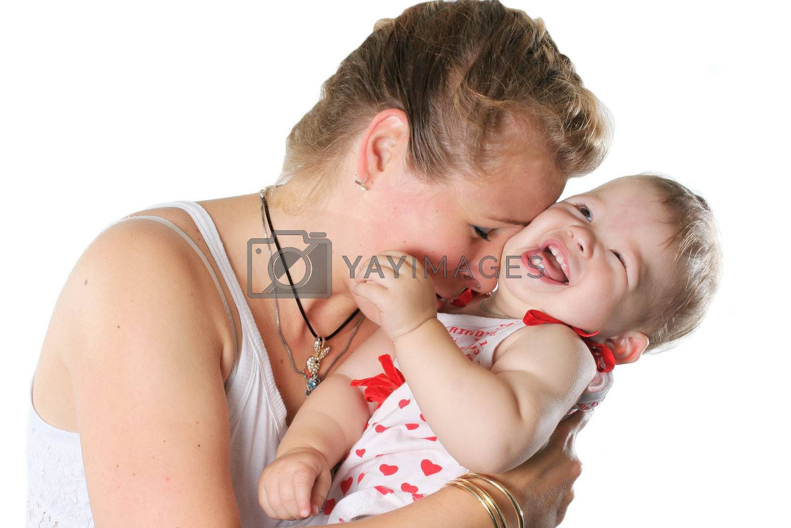 mothers people family females daughter young child