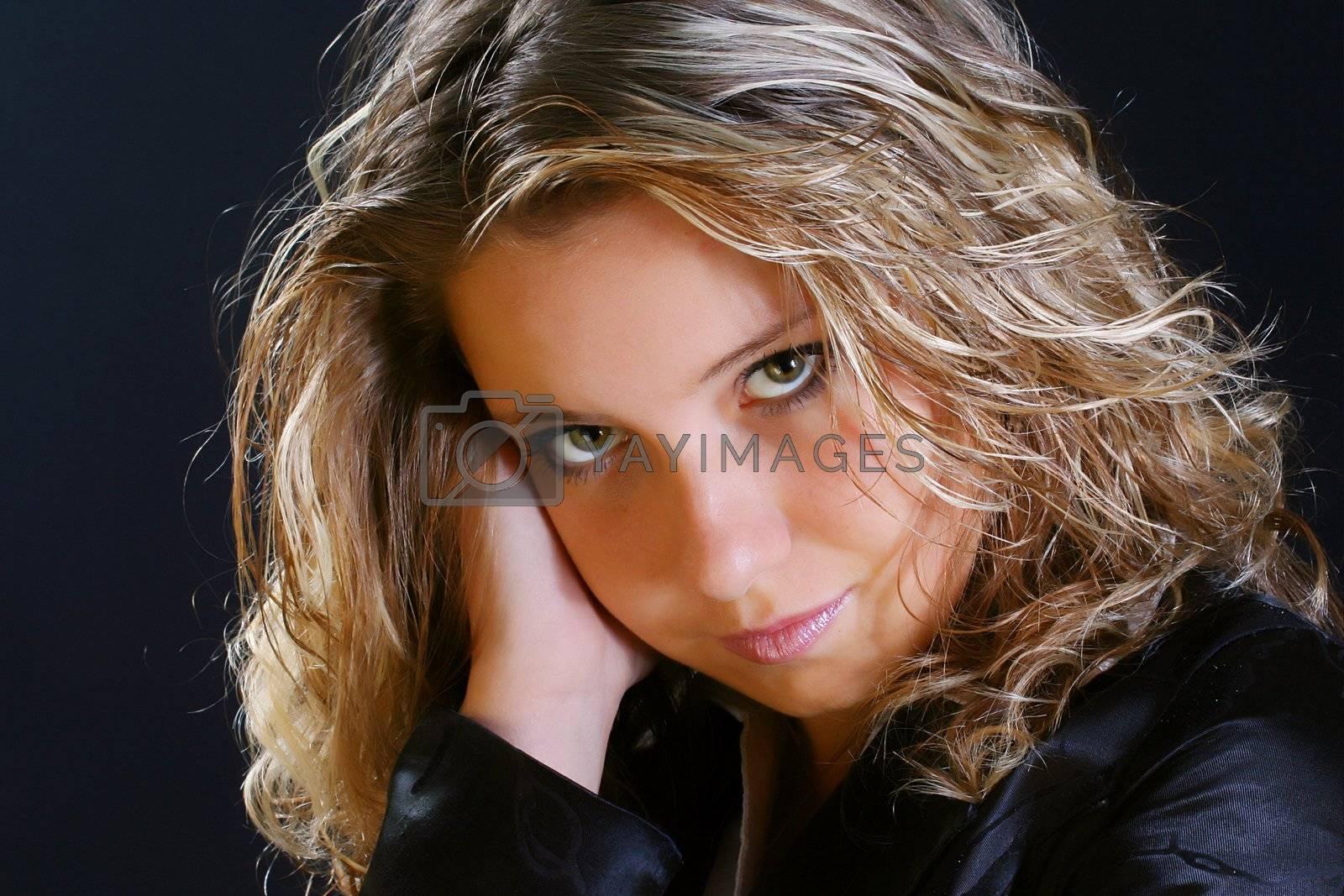 glamour women lips young face beauty eye