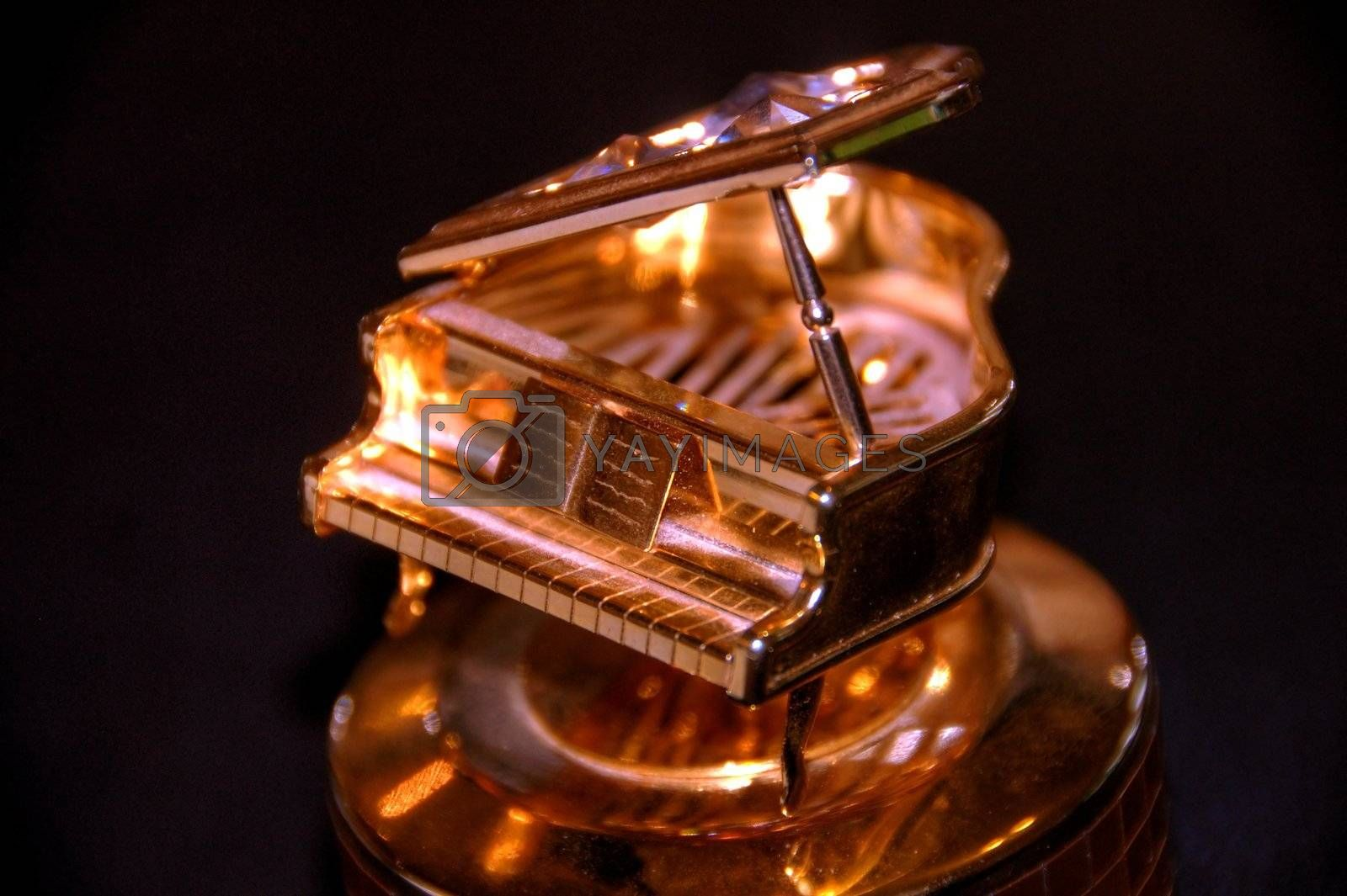 minature piano toy
