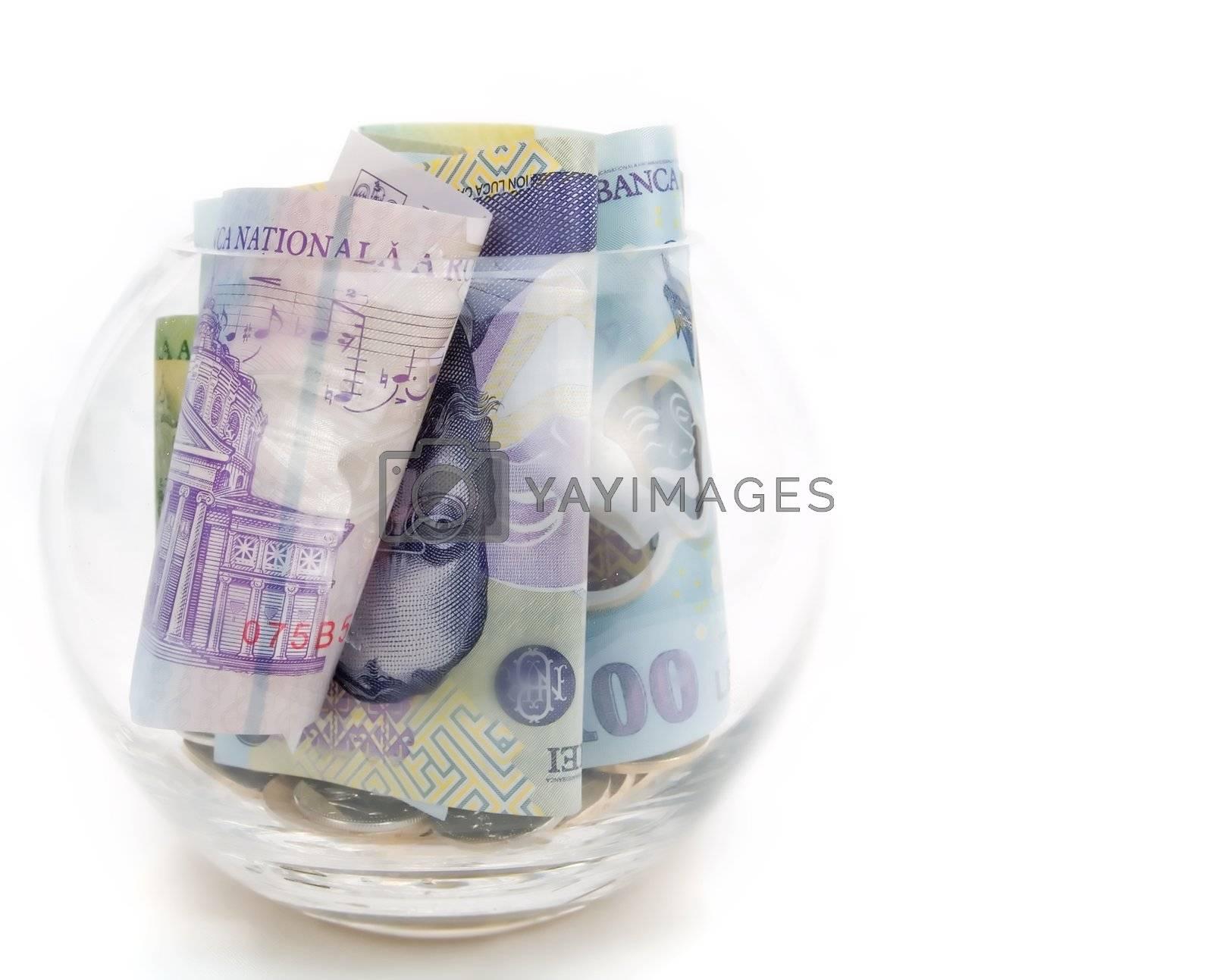 Banknotes by henrischmit