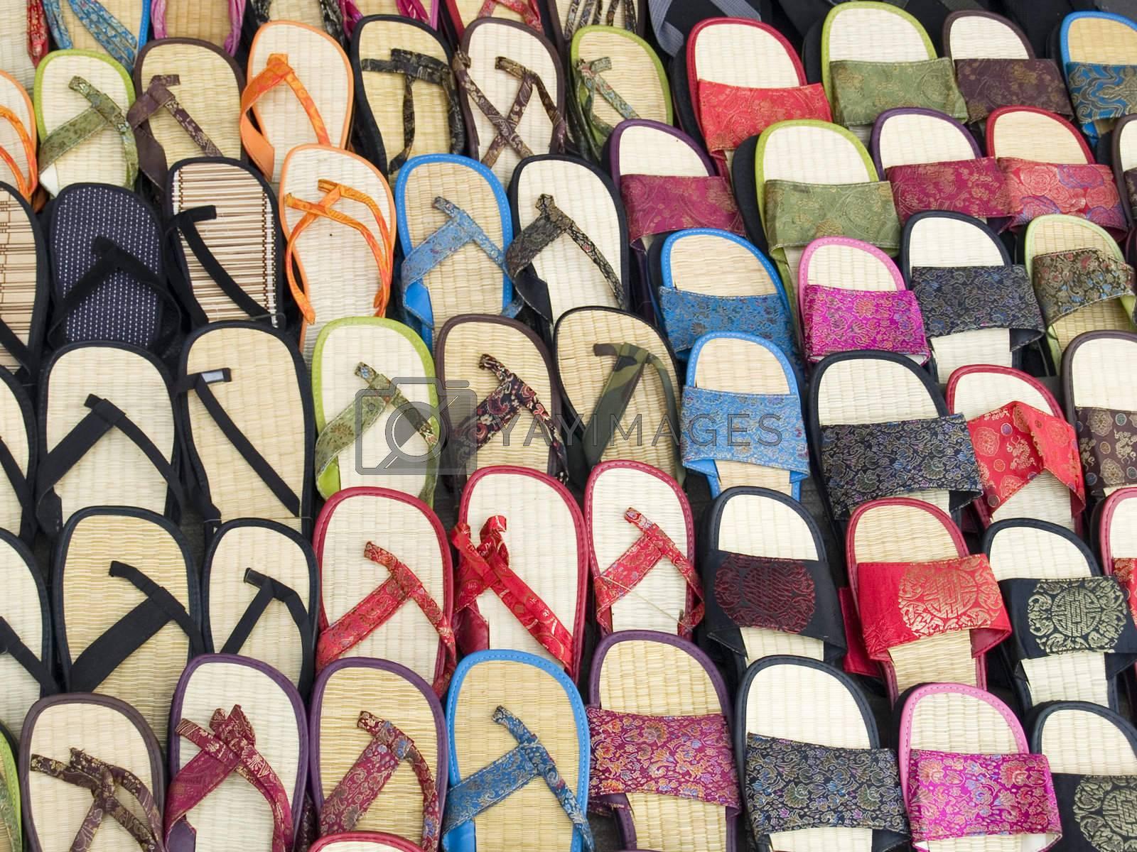 Sandals by epixx