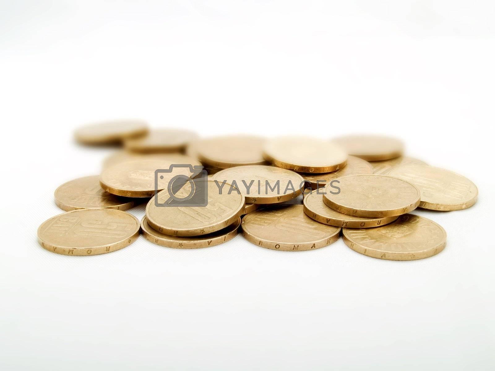 Coins by henrischmit