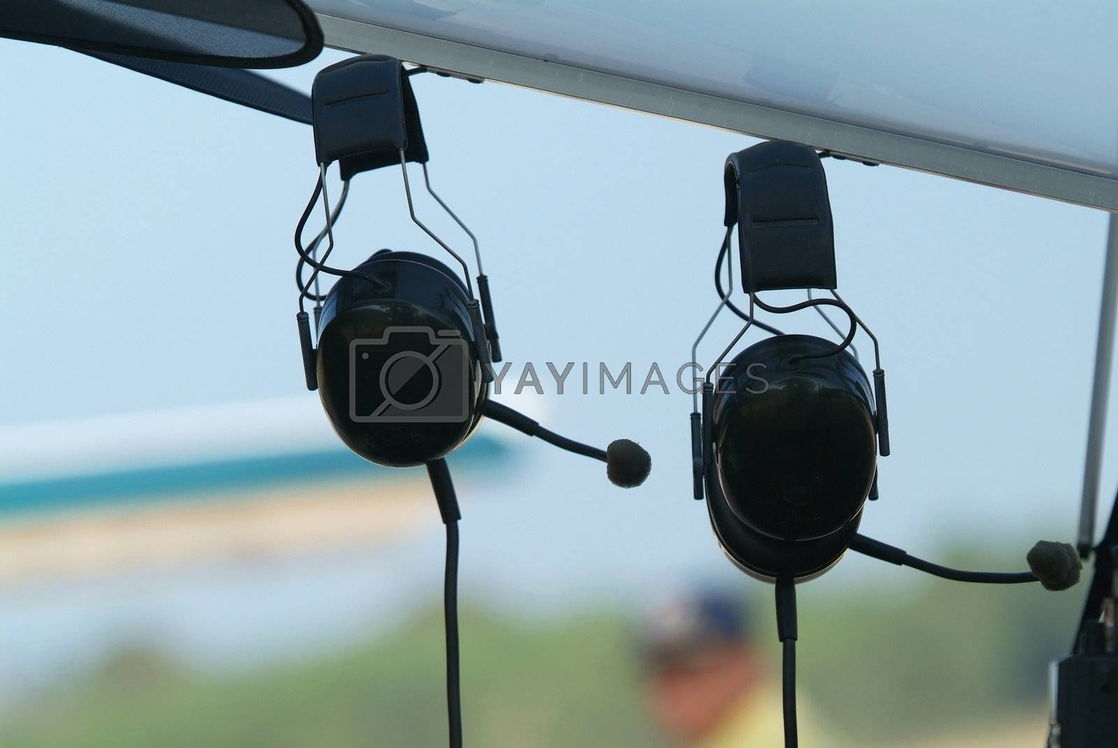 Two headsets by epixx