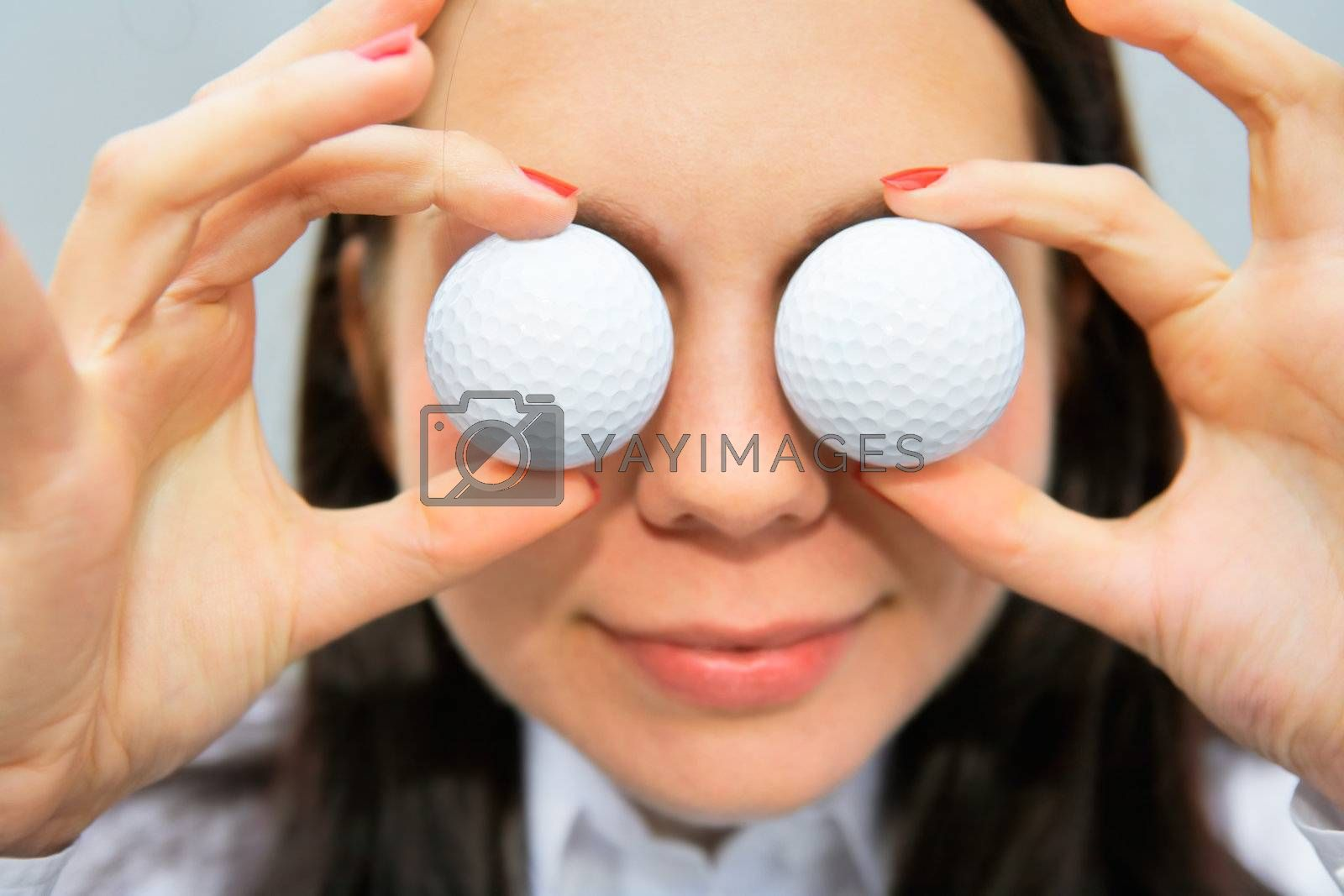 Royalty free image of Golf by Luminis