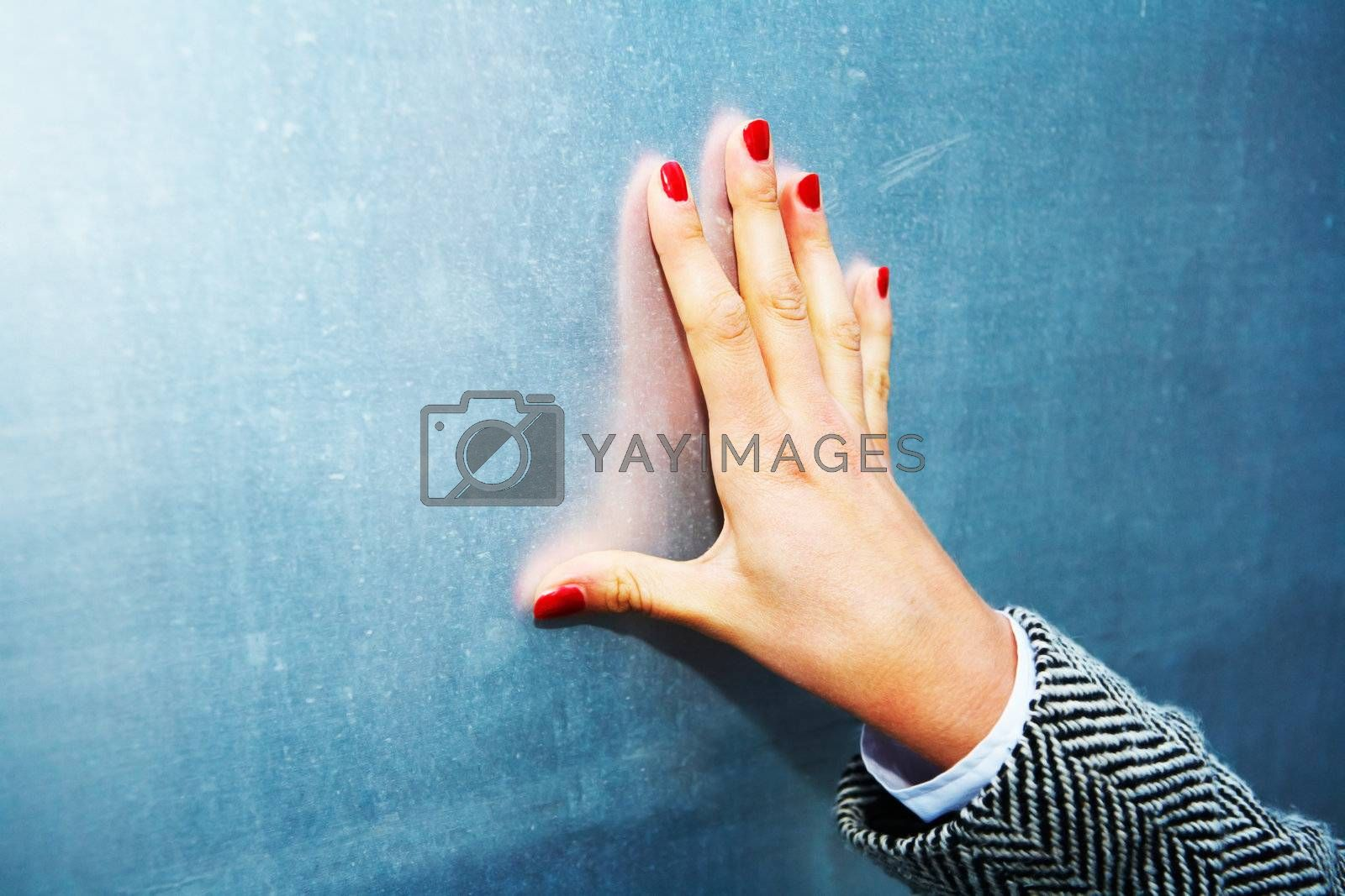 Royalty free image of Hand by Luminis