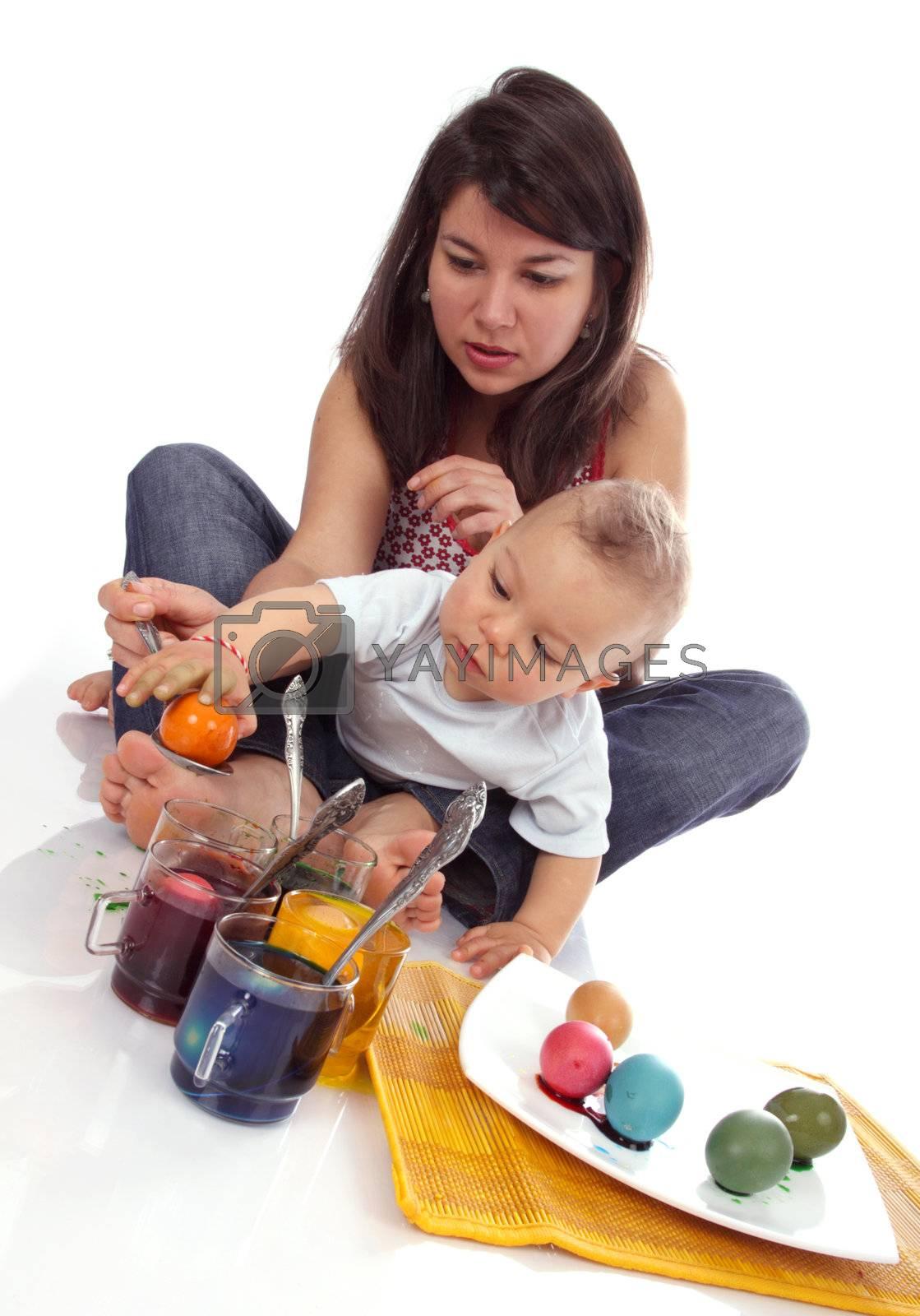 Preparing eggs by anton.chalakov@gmail.com