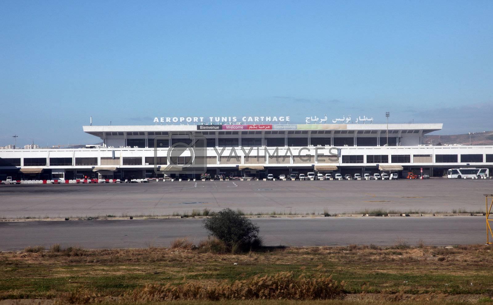 Tunis Carthage airport
