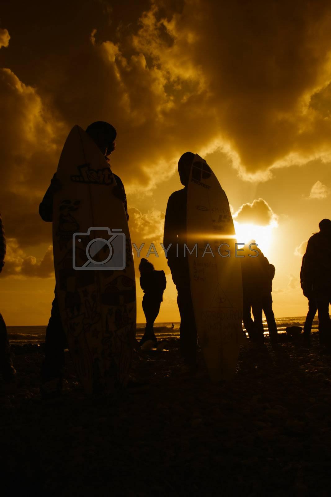 sunset, sea, people, landscape, people, surf, sun, beach, beaches, sunset, sea, people, landscape, people, surf, sun, water, wave,
