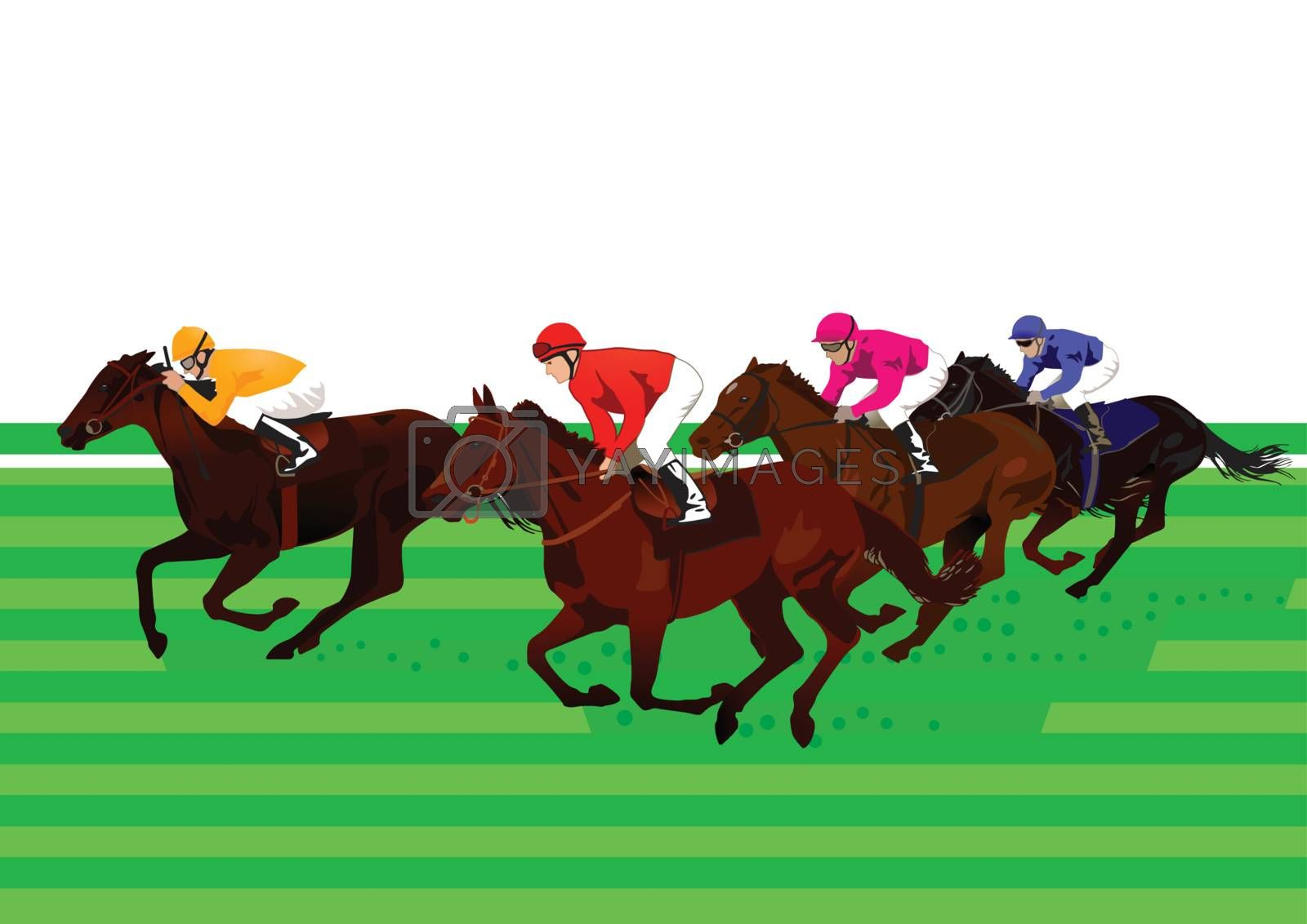Horse racing and Derby