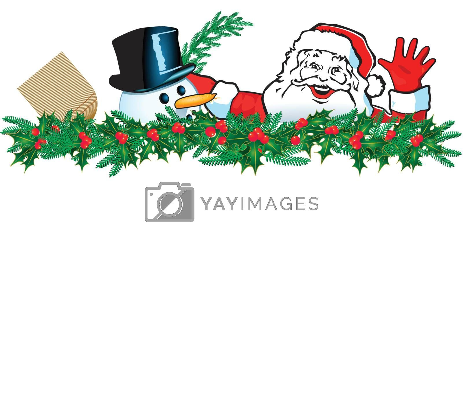 Greetings from Santa Claus