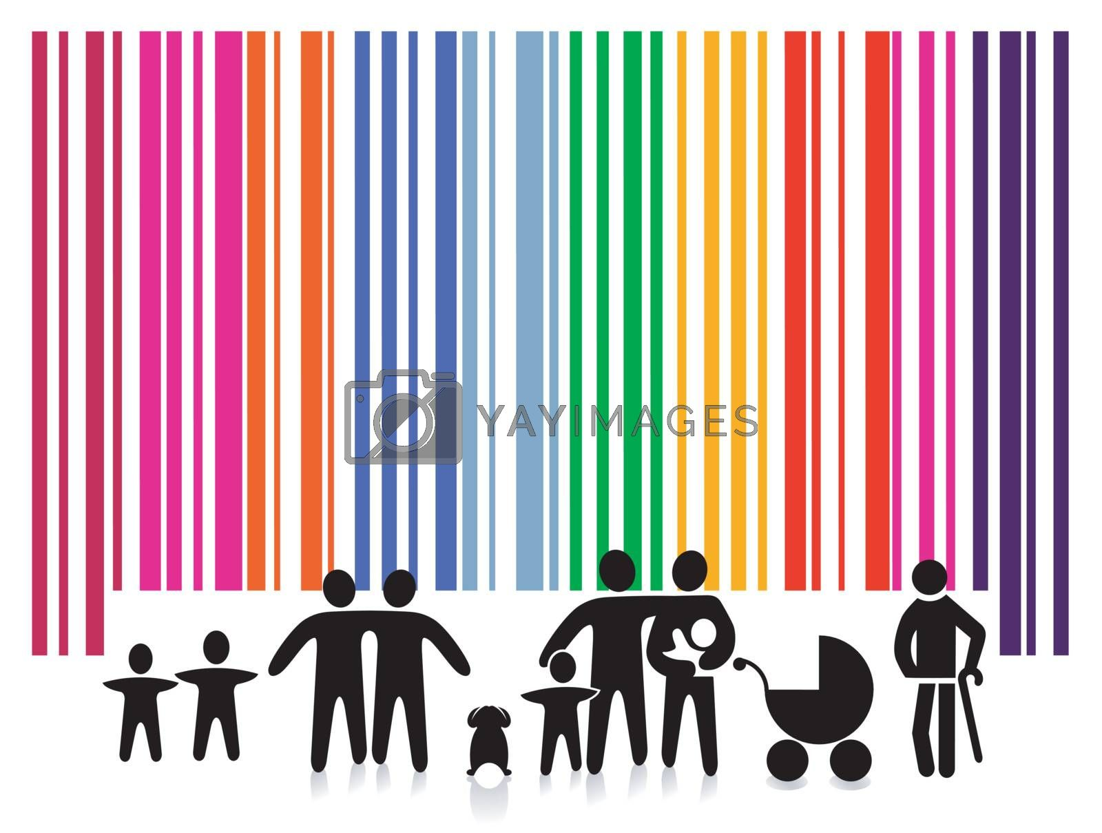 Barcode persons