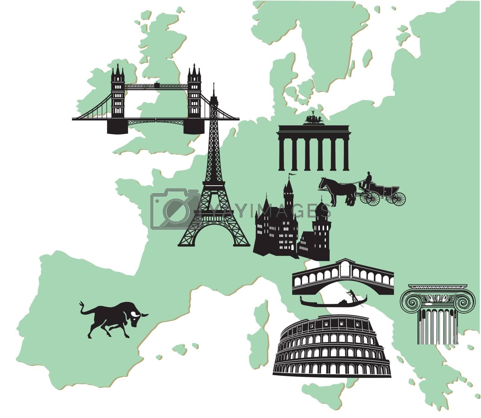 european travelling
