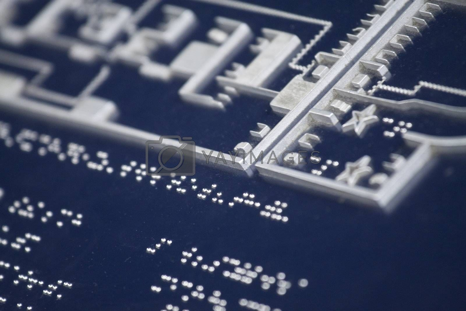 Braille for blind people