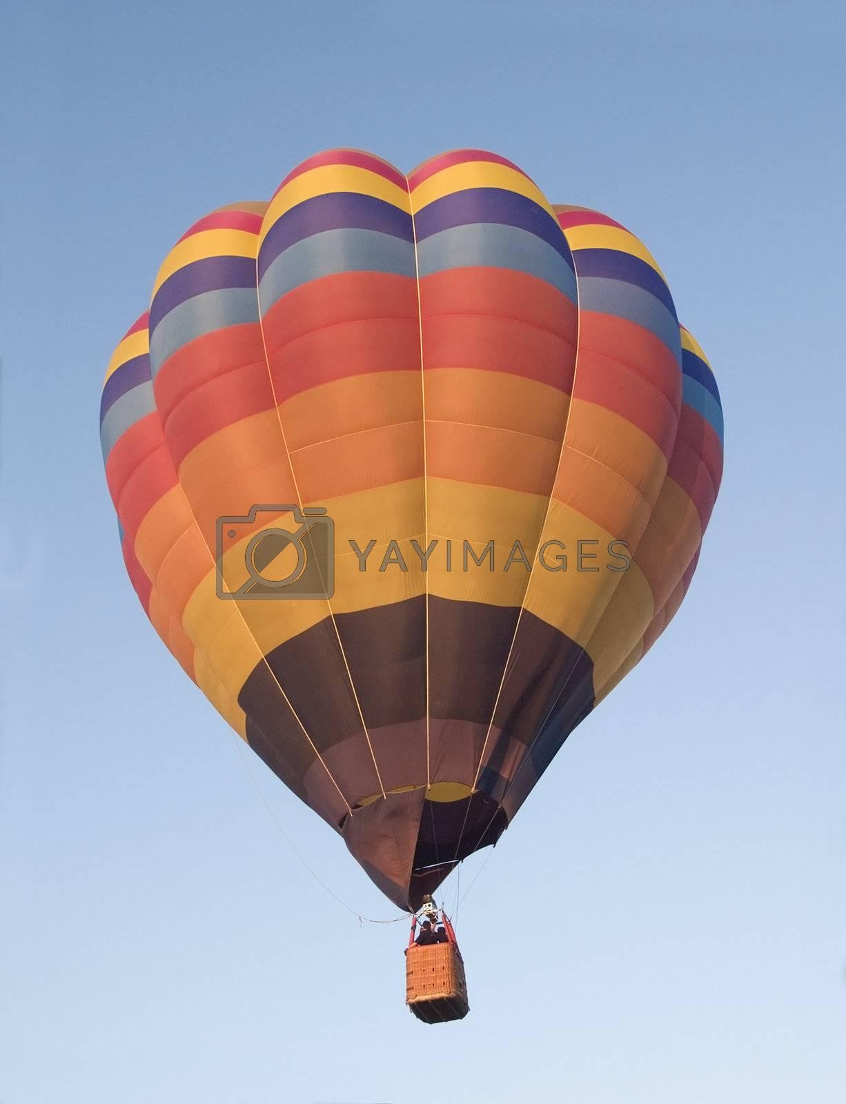 Hot-air balloon by epixx