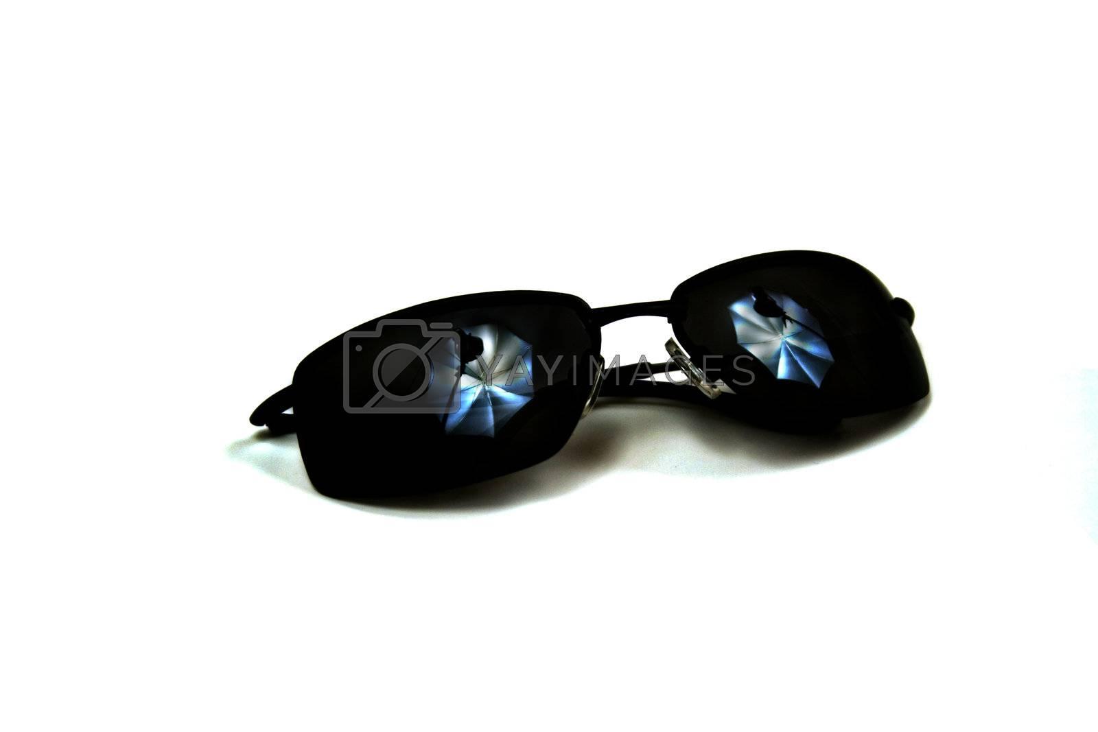 Sunglasses with Studio Lighting by mwp1969