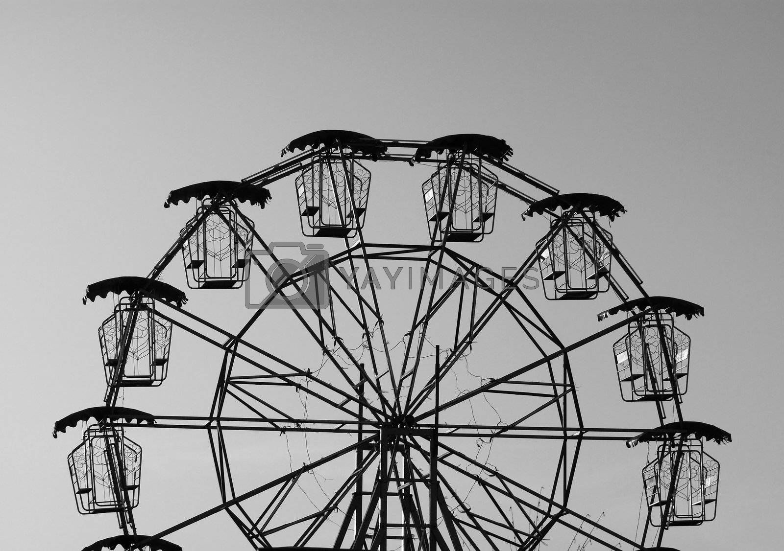 Ferris wheel by epixx
