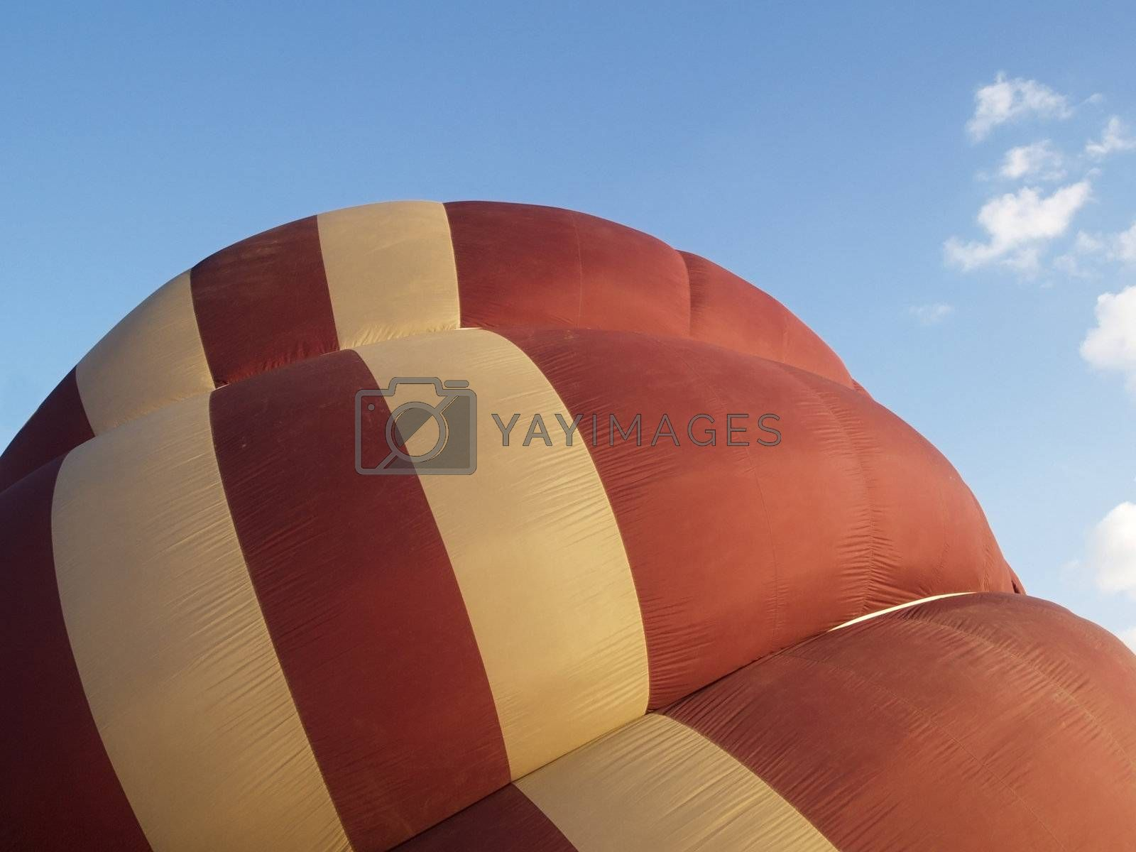 Semi-inflated balloon by epixx
