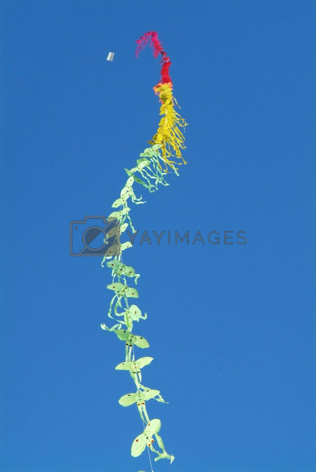 String of kites by epixx