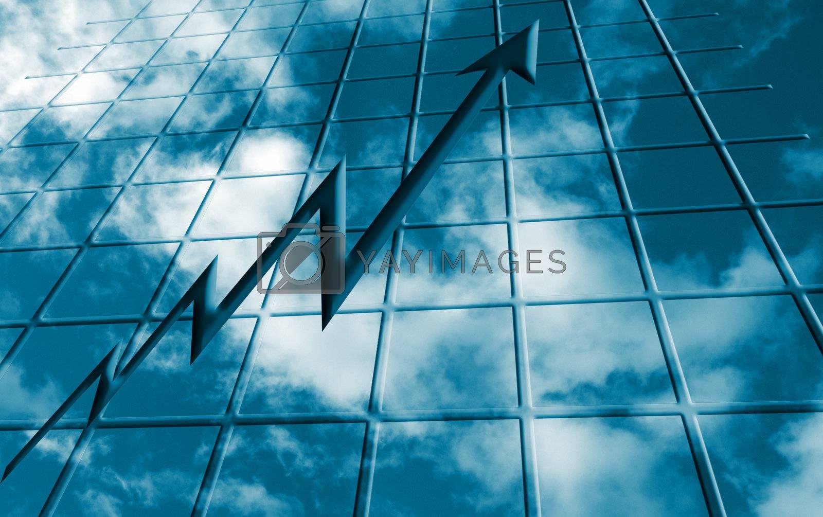 graphic financial plan