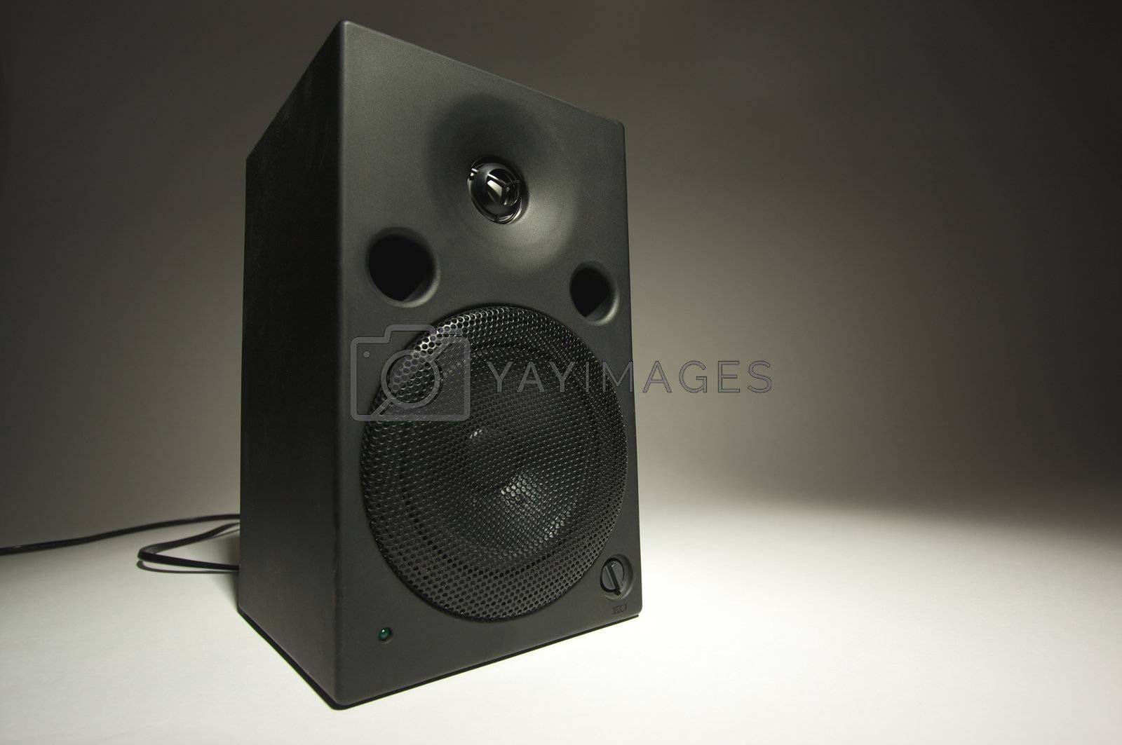 Abstract of Streo Speaker