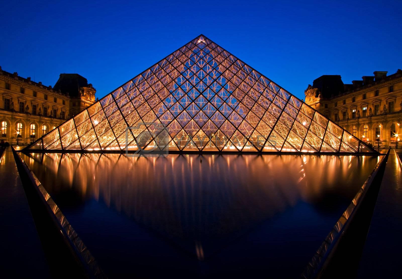 APR 16, Paris - Summer Exhibition at Louvre Museum
