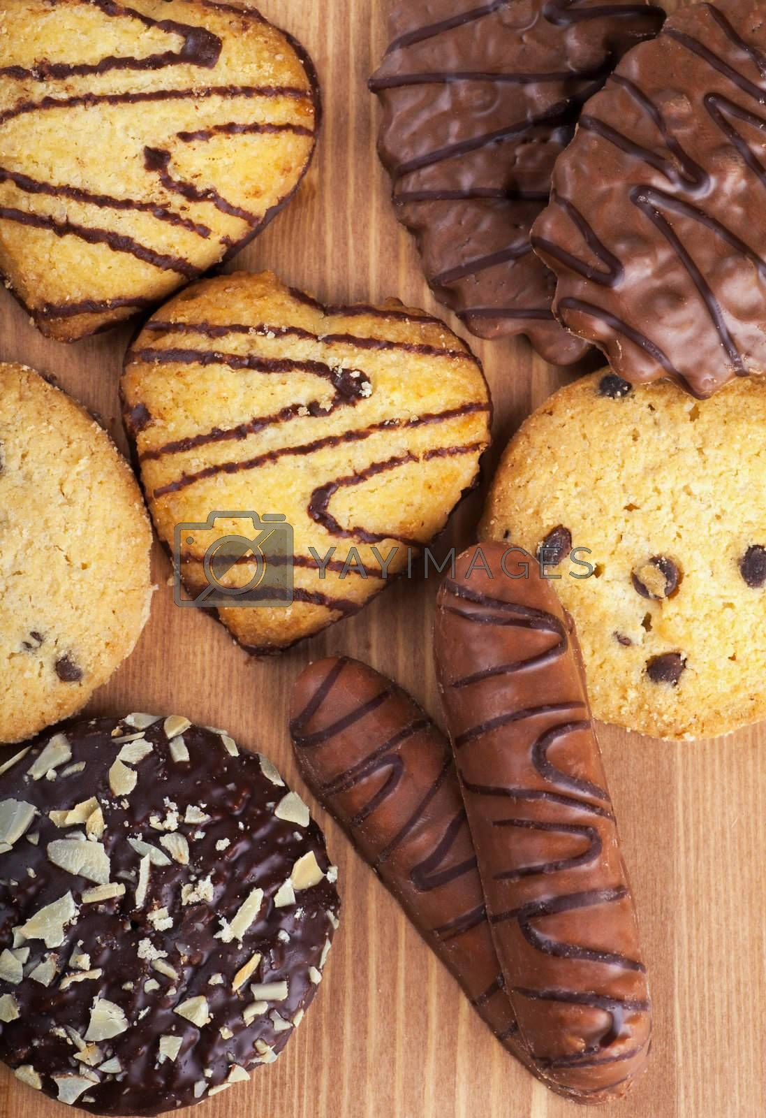 Royalty free image of Cookies by AGorohov